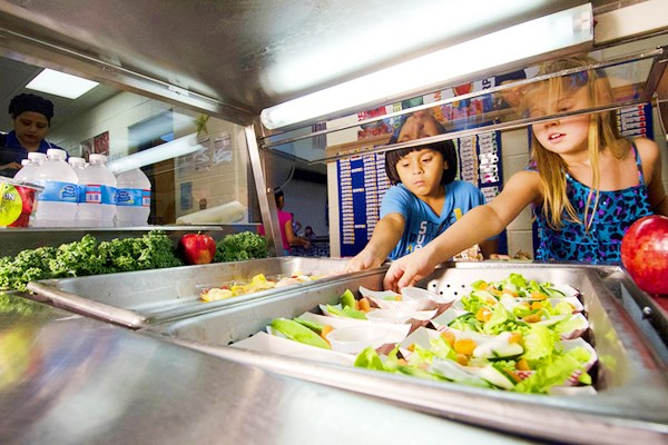 a report on better school lunch for students Nvusd food service is committed to providing healthy school meals and  with  this program, the kids get good food, and the district gets the.