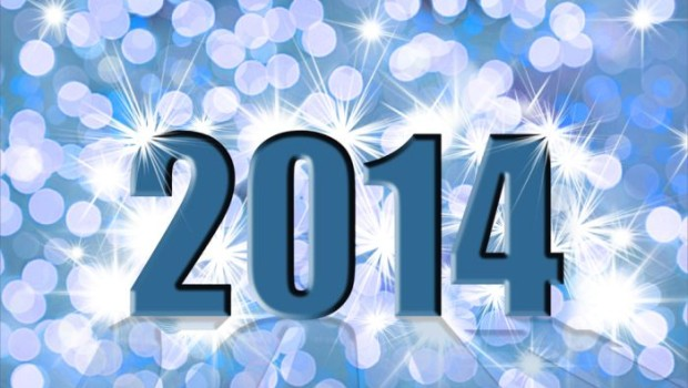 2014 New Year's Resolution
