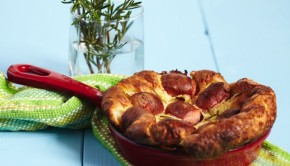 Breakfast Recipes: Toad In The Hole