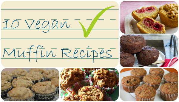 Vegan Breakfast Muffin Recipes