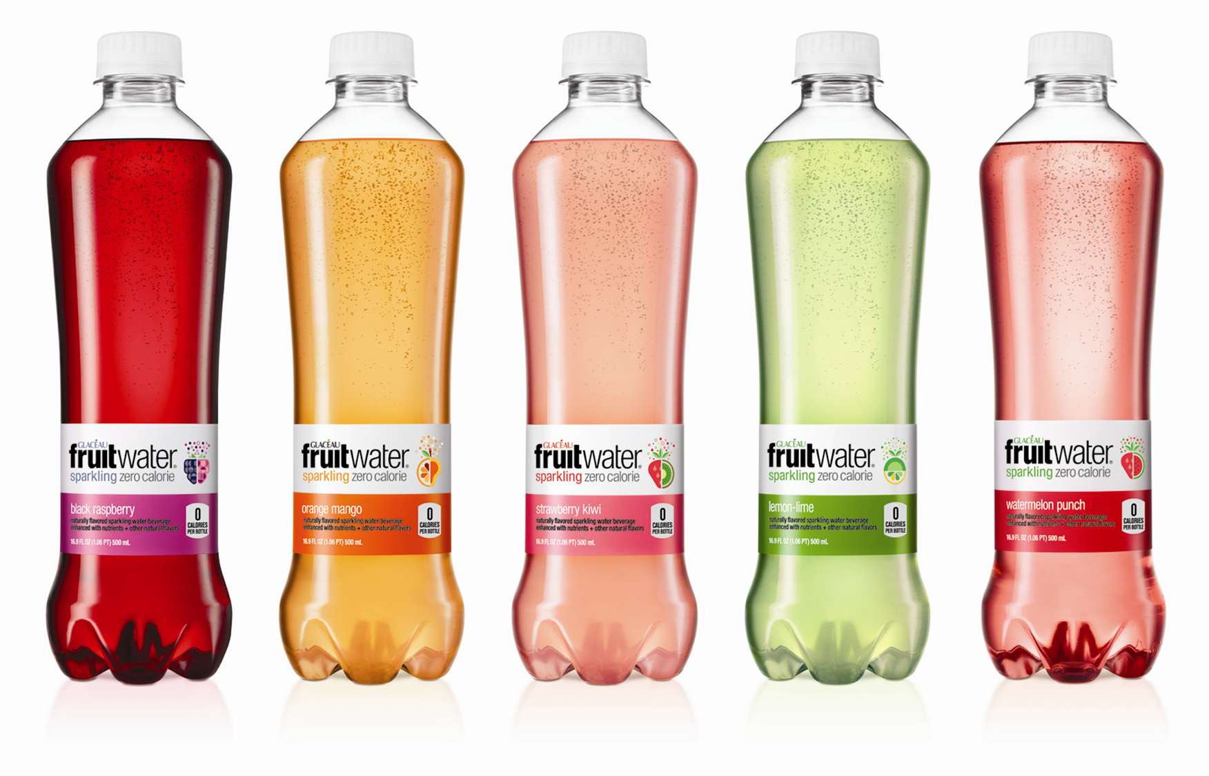 Glaceau Fruitwater Adds Artificial Color - Eat Drink Better
