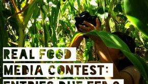 Real Food Media Short Film Contest