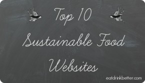 Top 10 Sustainable Food Websites