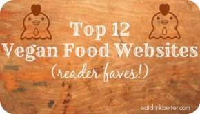 Top 12 Vegan Food Websites