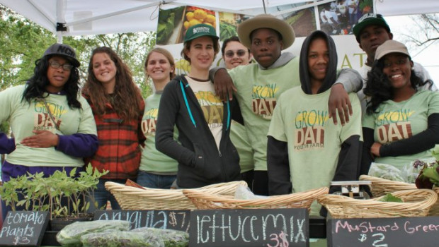 Urban Agriculture: Grow Dat Youth