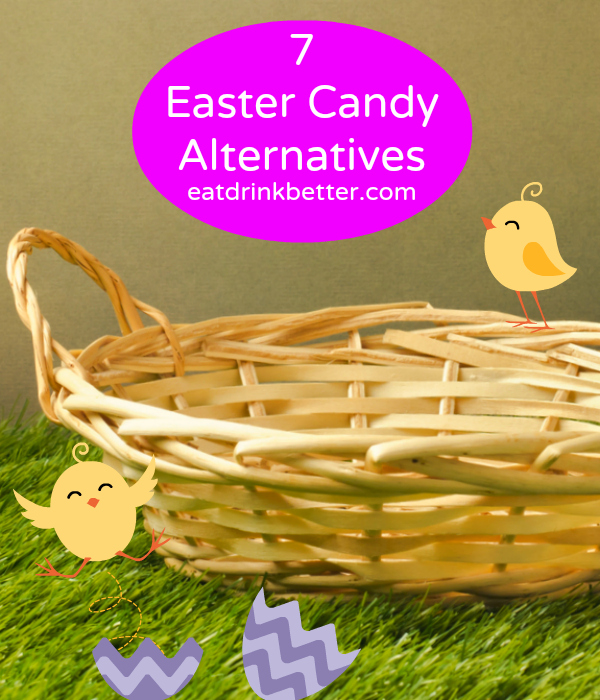 Try some of these healthier Easter treats for kids that you can make at home!