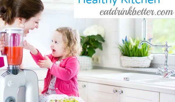 9 Cleaning Tips for a Healthy Kitchen