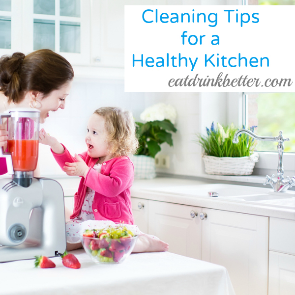 Kitchen Cleaning Tips: 9 Cleaning Tips For A Healthy Kitchen