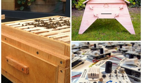 Open Source Beehives Project