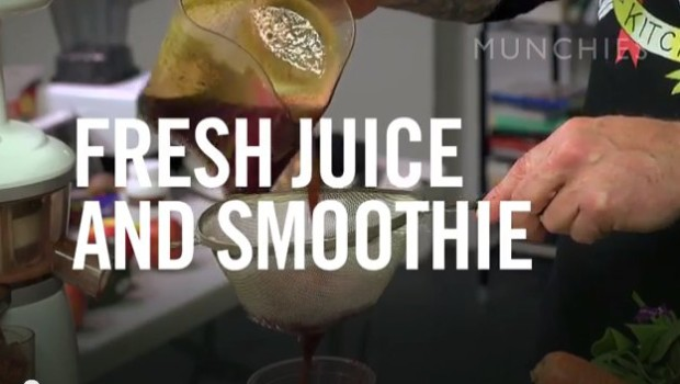 Juicing Recipes and Smoothie Tips in One Kickass Video