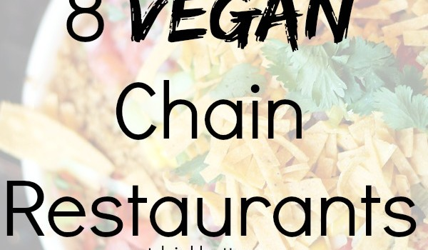 8 National Vegan Restaurants