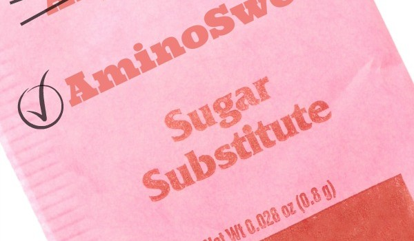 AminoSweet: Aspartame has a shiny new name!