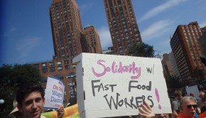 Can Fast Food be Fair Food? Massive Food Worker Strikes Go Global