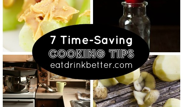 7 Cooking Ideas to Save Time in the Kitchen