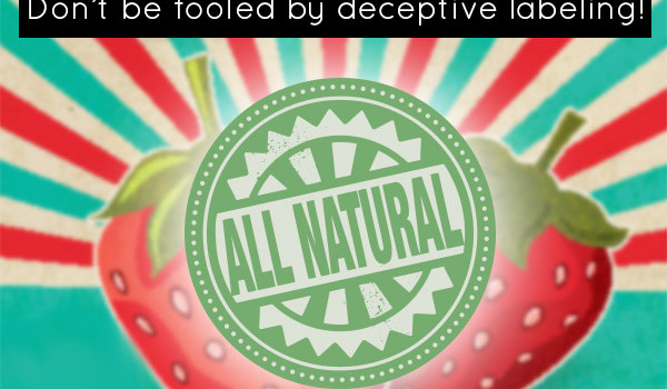 The Natural Food Label Means Nothing