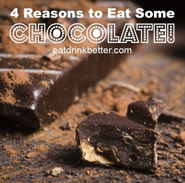 Benefits of Dark Chocolate: 4 Delicious Reasons to Indulge