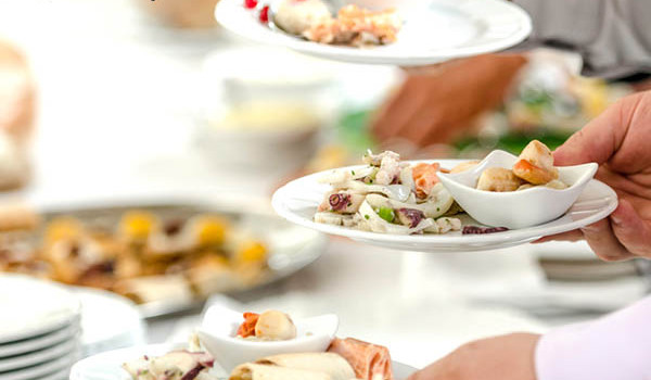 Event Planning: Don't forget the leftover food!