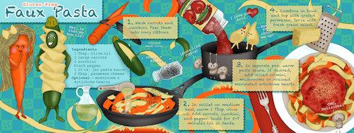 Faux Pasta Recipe