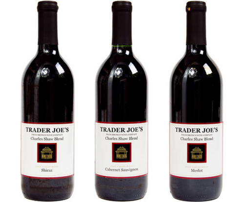 Why Is Trader Joe's Wine So Cheap?
