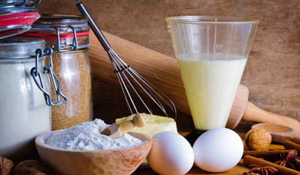 """Buttermilk Substitute + 26 More """"This for That"""" Swaps"""