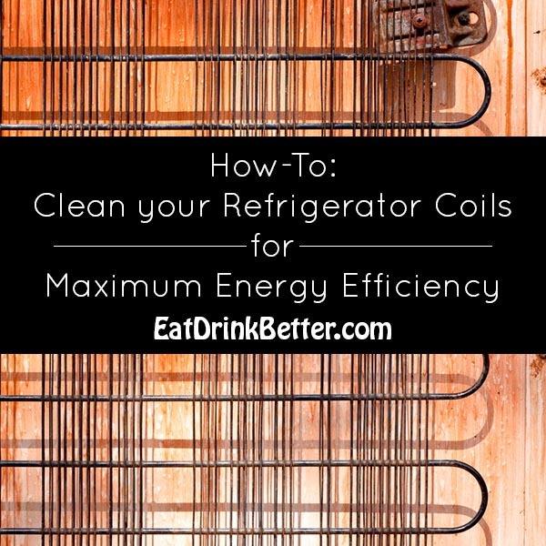 How to Clean Your Refrigerator Coils