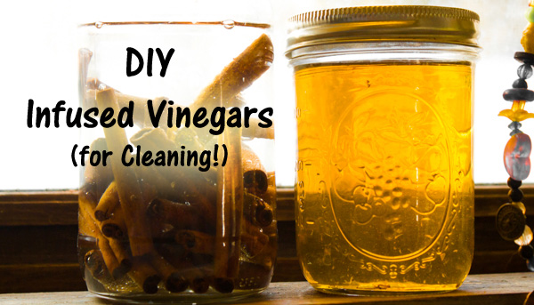 Vinegar Cleaning Without the Vinegar Smell