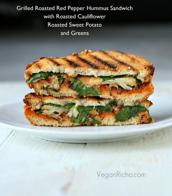 10 Delicious Vegan Sandwiches for Back to School