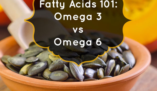 Omega 3 vs Omega 6 Fatty Acids: What's the Difference?