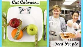 A Weight Loss App that Feeds the Hungry