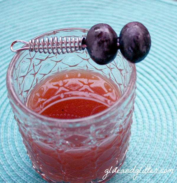 Fall Recipes: Grape Martinez