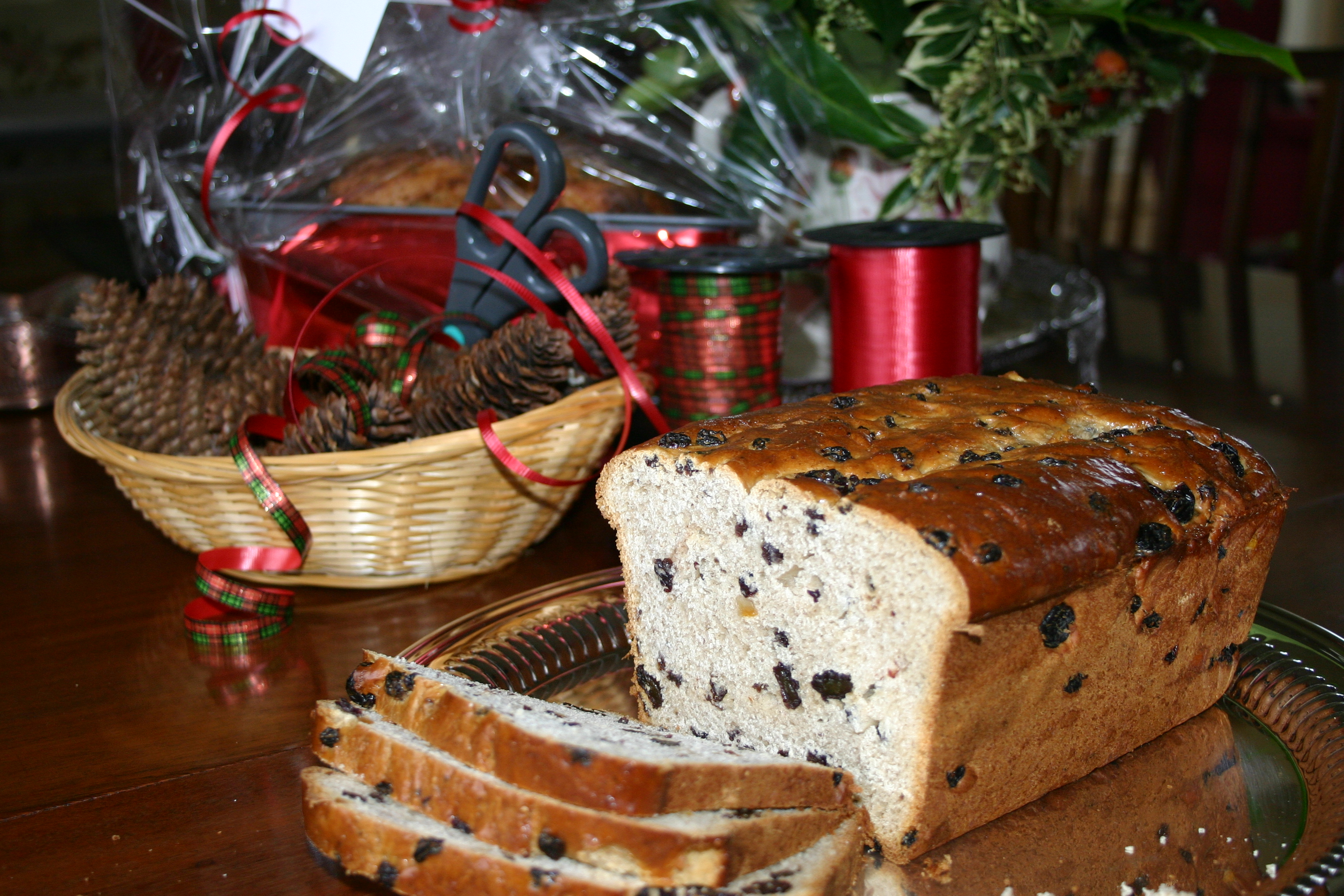 Christmas Recipe for Yule Bread