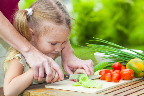 A small study found that a diet centered around whole foods helps kids with Crohn's disease or ulcerative colitis. It could even be a cure.