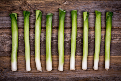 Fall Foods to Eat: Leeks