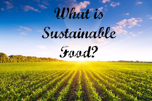 What is Sustainable Food? Learn from some Green Teens.