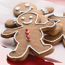 Gingerbread Cookie Decorating Contest