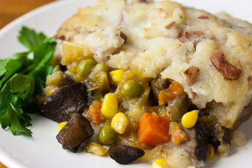 5 Thanksgiving Leftover Recipes: Shepherd's Pie