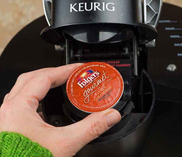 Does recycling K-cups make them better?