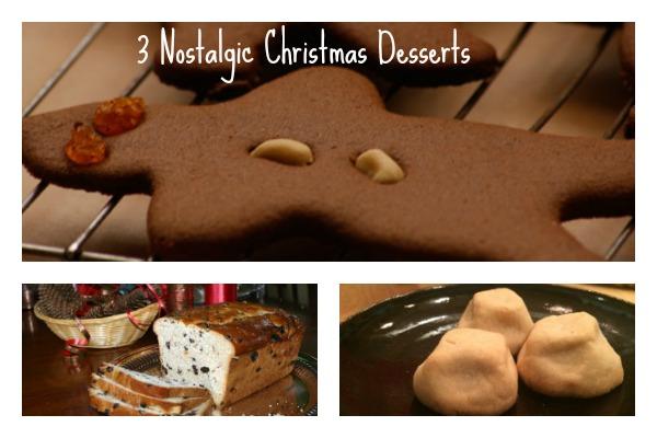 3 Nostalgic Christmas Desserts