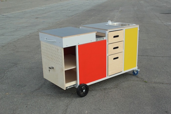 Edible Education: Reimagining Home Ec with the Charlie Cart