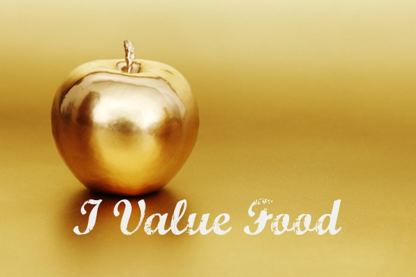 Stop Food Waste. Value Food More.