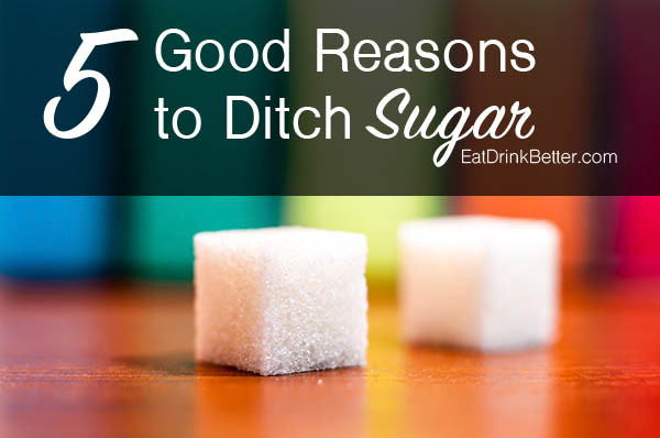 5 Convincing Reasons to Avoid Refined Sugars