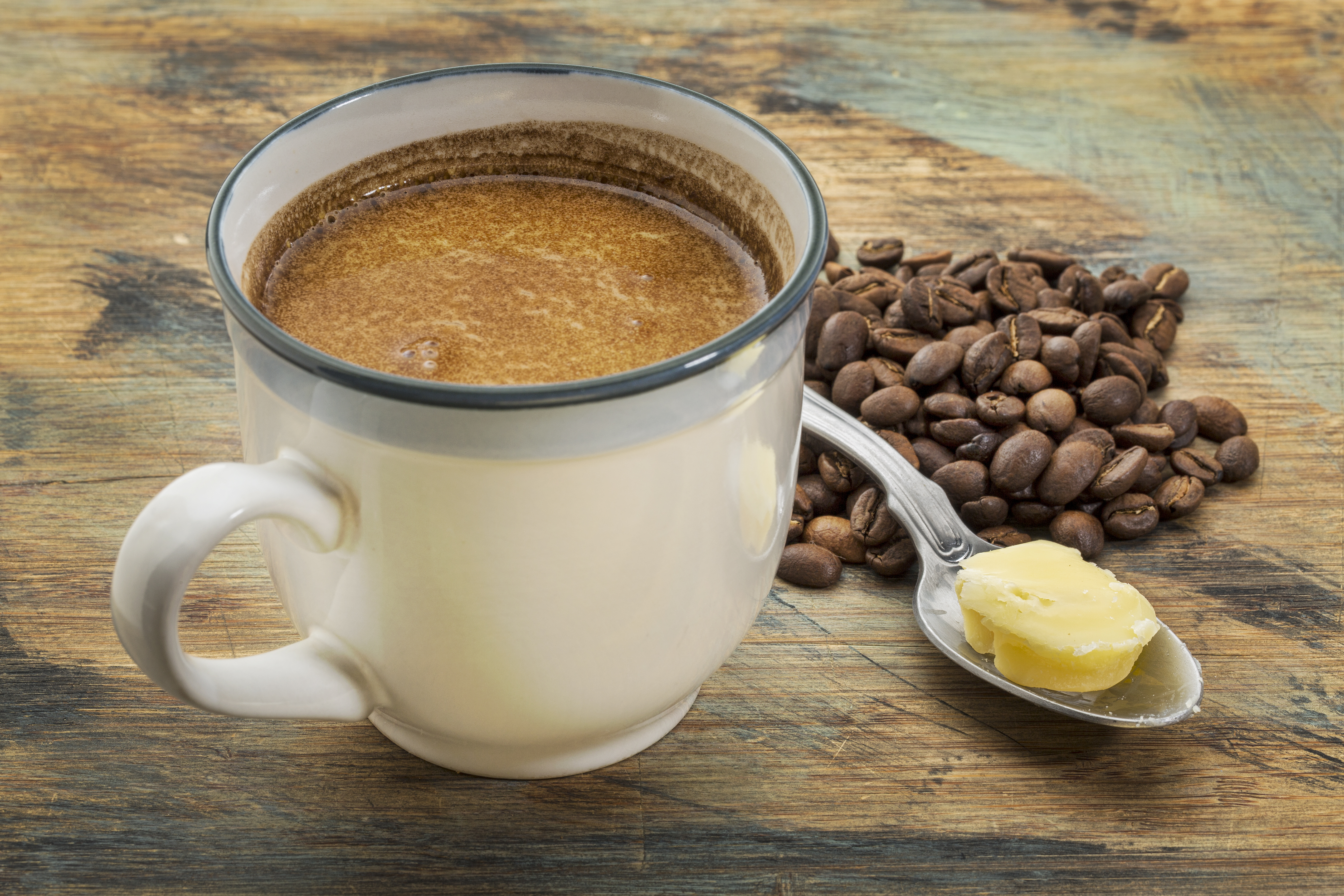 Bulletproof Coffee … It's No Magic Bullet