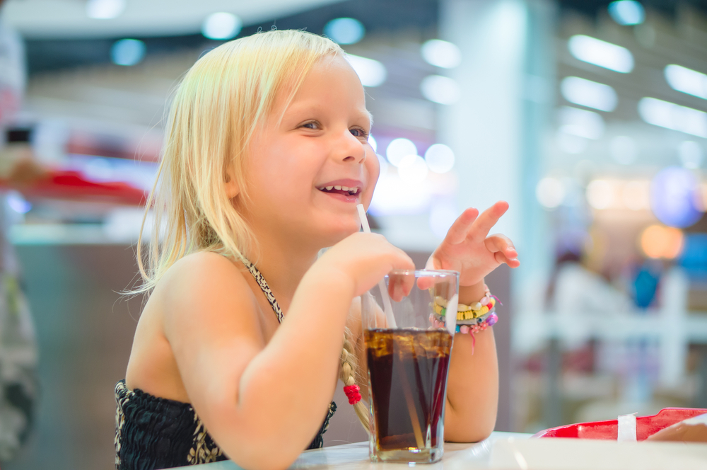 Soda Linked To Early Puberty