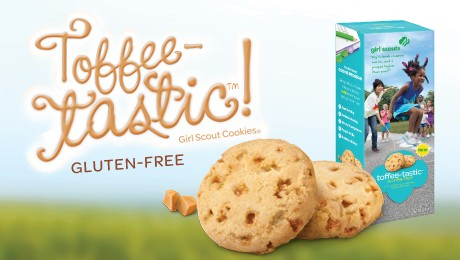 Gluten-Free Girl Scout Cookie In Short Supply
