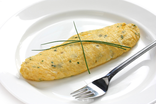The Classic French Omelet à la Jacques Pépin