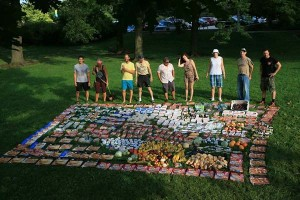 This was is what they gathered in Chicago, Illinois.