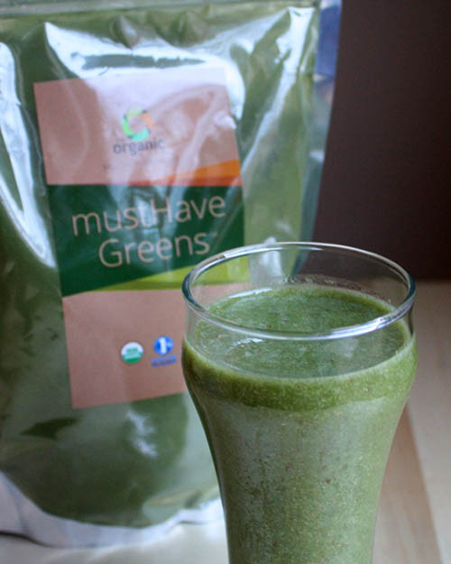 Review: mustHave Greens Green Juice Powder