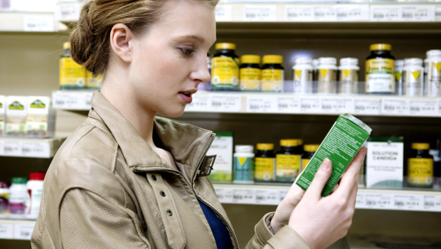 How can you tell whether herbal supplements contain the herbs they claim to on the label?