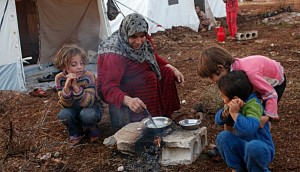 For Many Refugees Familiar Food Provides True Comfort