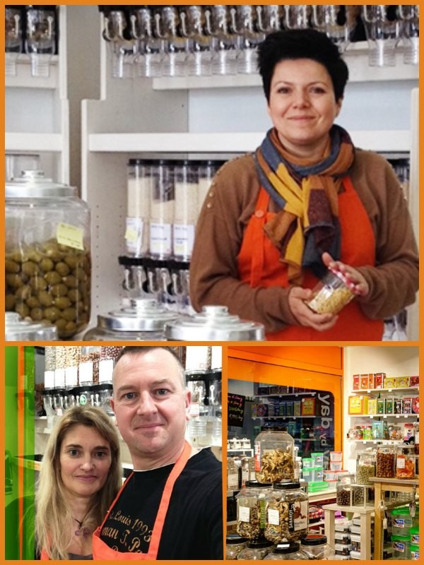 France's Zero Waste Grocery Store Chain: Meet Day by Day